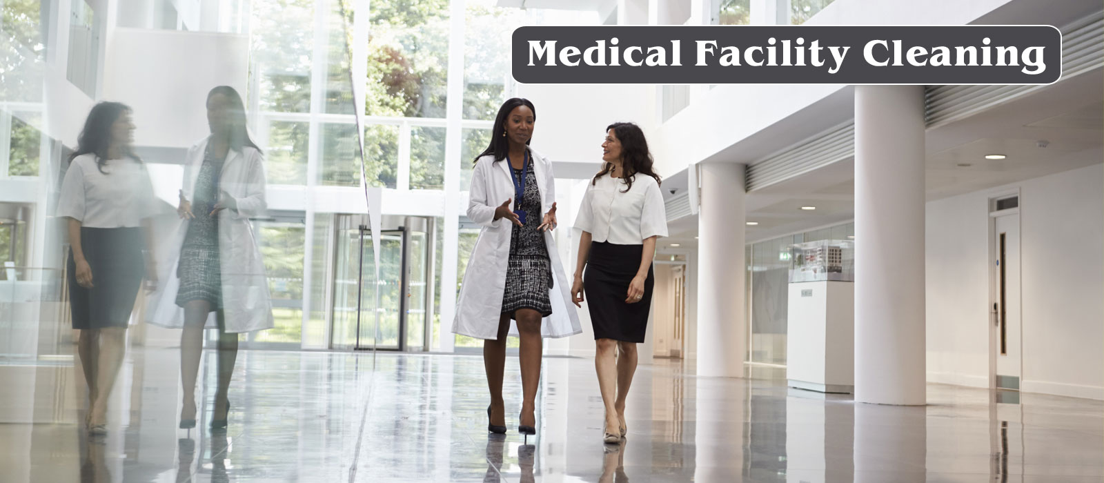 Professional Medical Facility Cleaning Service